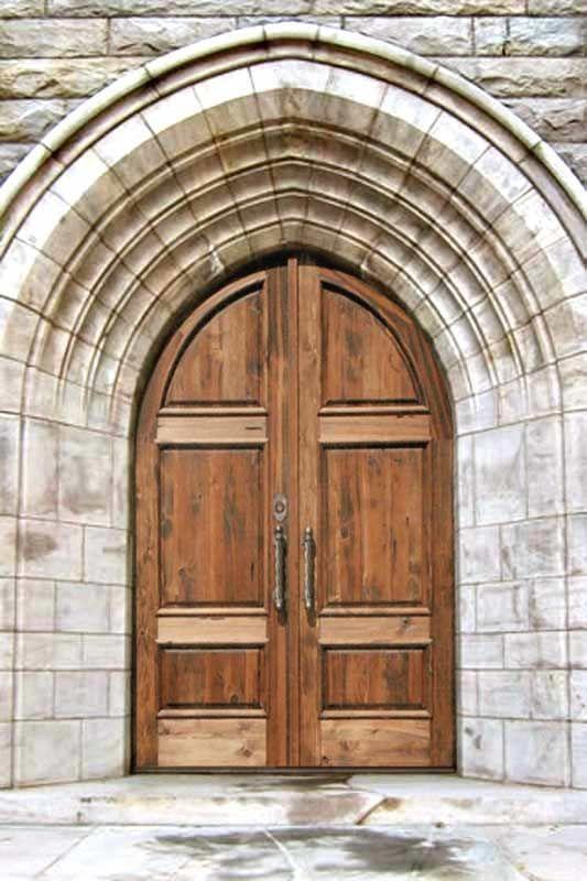 Images of Wooden Castle Door - Woonv.com - Handle idea
