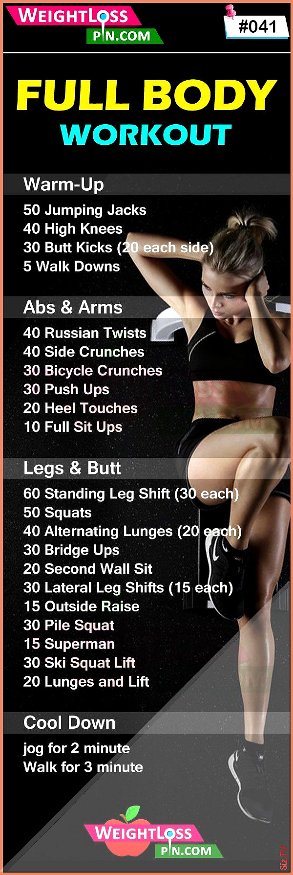 5 Best Total Body Workouts Challenges at Home 5 Best Total Body Workouts Challenges at Home Amy JayJ...