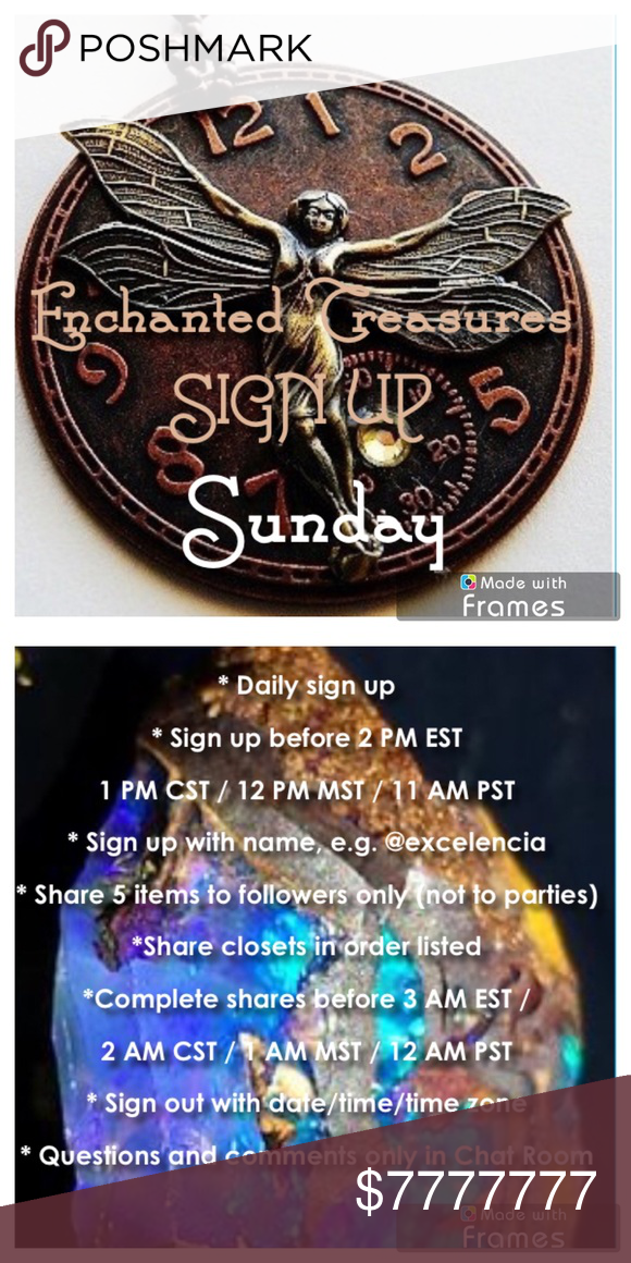 Sign Up Open Sunday February 25 1 Like This Listing 2 Sign Up With Name E G Excelencia Before 11 Am Pst 12 Pm Mst 1 Pm Cst 2 Pm Es