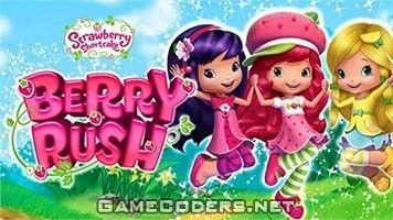 strawberry shortcake games berry rush