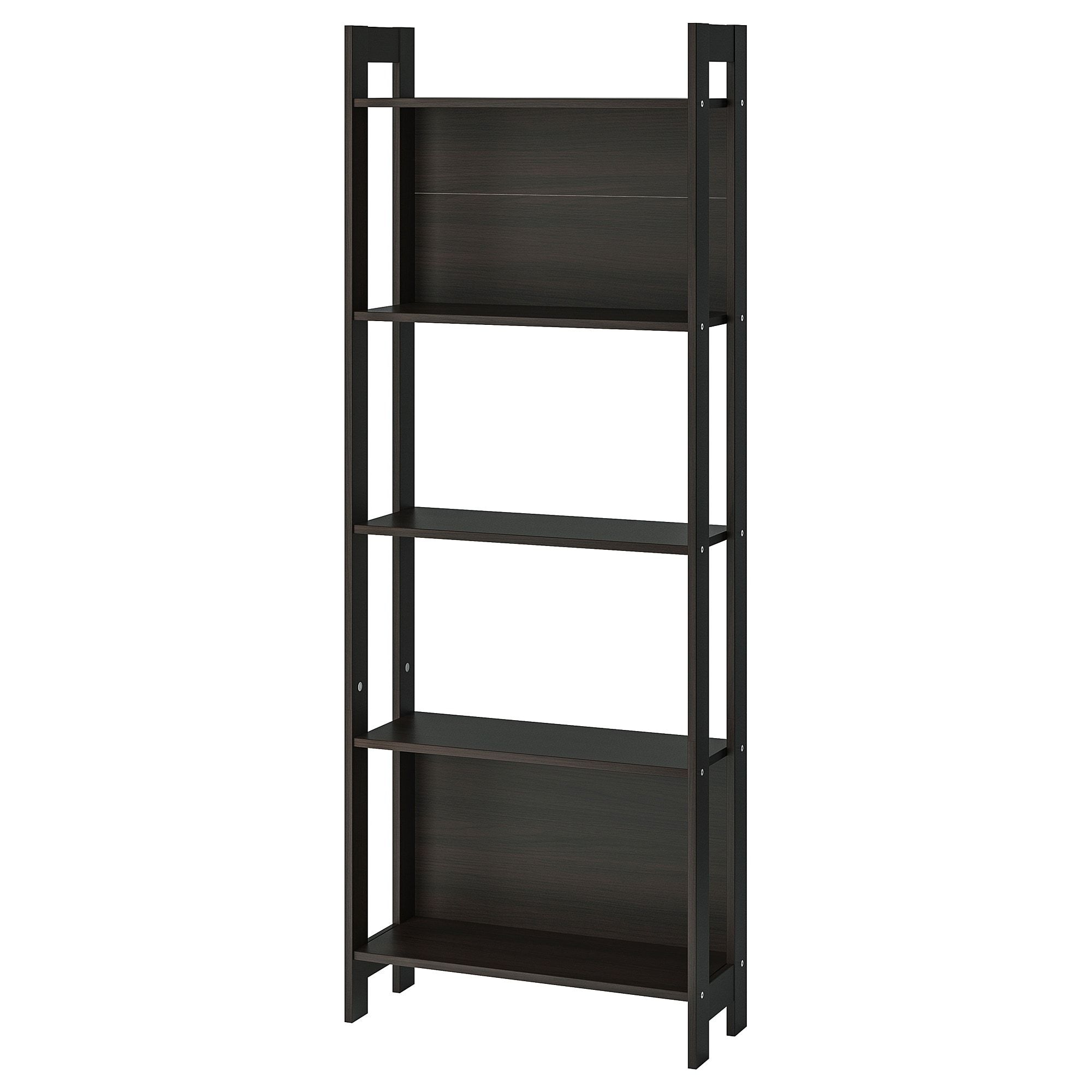 Laiva Regal Laiva Bookcase Black Brown Items For The Home Pinterest