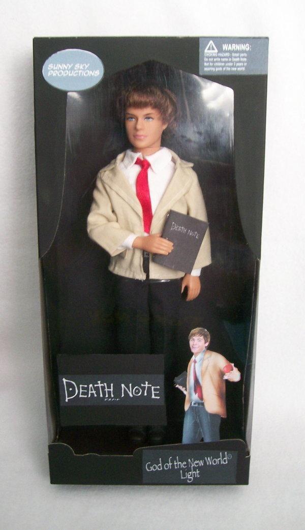 Zac Efron Doll | Zac Efron is Kira: The Doll