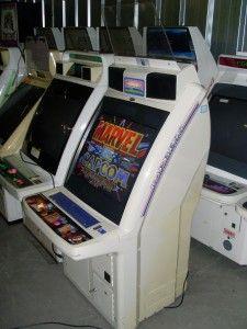 Capcom Cps 2   Arcade Cabinet Capcom Impress CPS 2 Q Sound  
