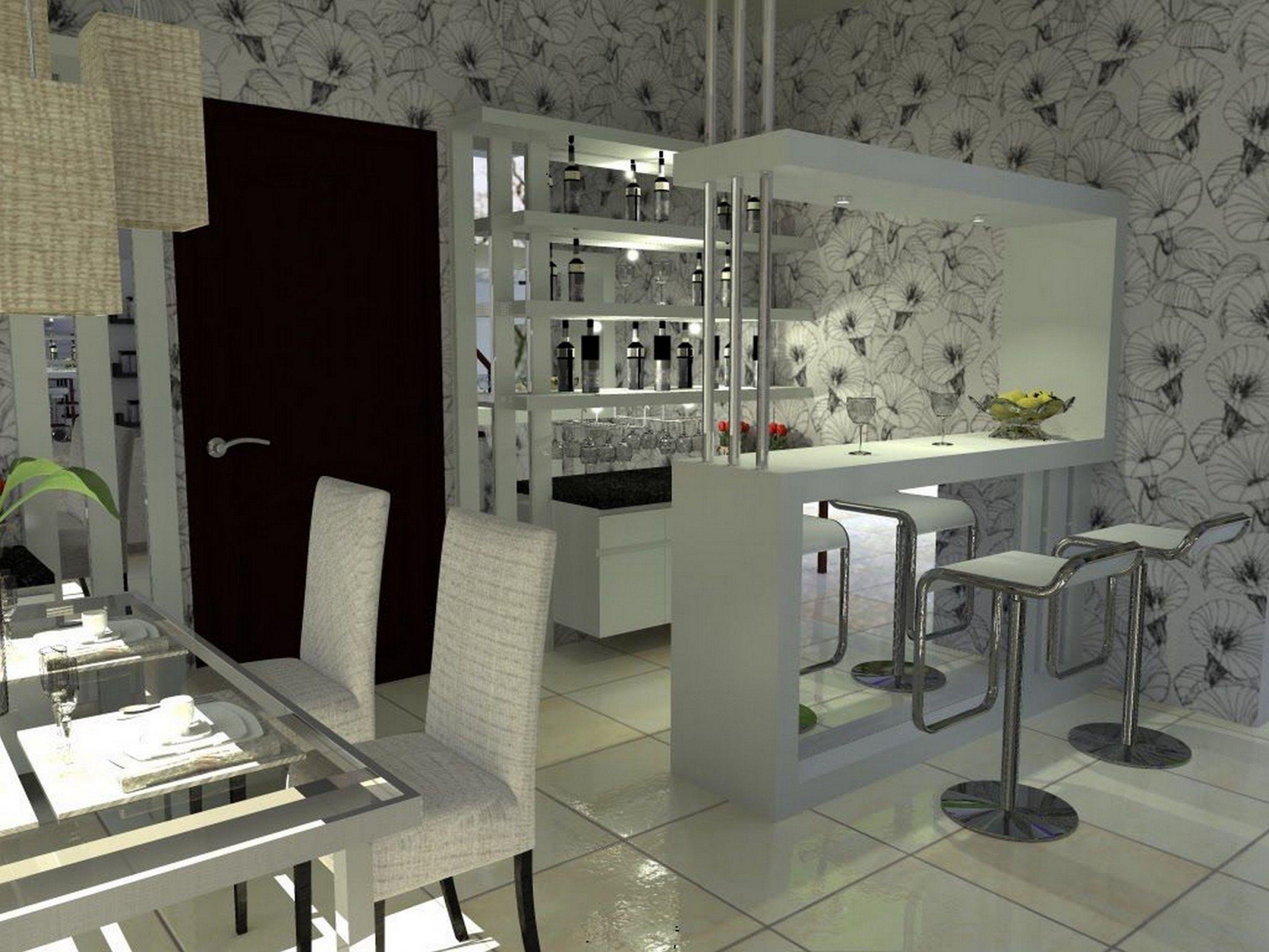 27 Fabulous Home Mini Bar Kitchen Designs For Amazing Kitchen Idea Dapur Cantik Mini Bars Dapur Modern
