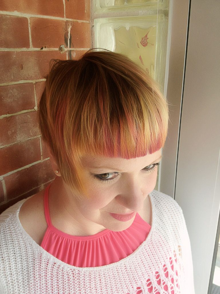 A Gorgeous Elumens Service And Haircut By Chrissy Elumen Hair