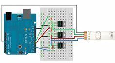 Control Rgb Led Light Strip With An Arduino Arduino Umnyj Dom Shemotehnika