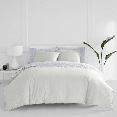 Sale 800TC-1500TC Egyptian Cotton Navy Blue Striped ALL Size Sheet Set /& Bedding