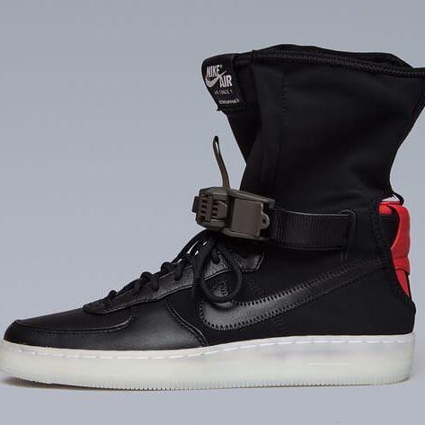 DAF1 003 Nike® AF1 Dowtown Hi SP Acronym® #techwear