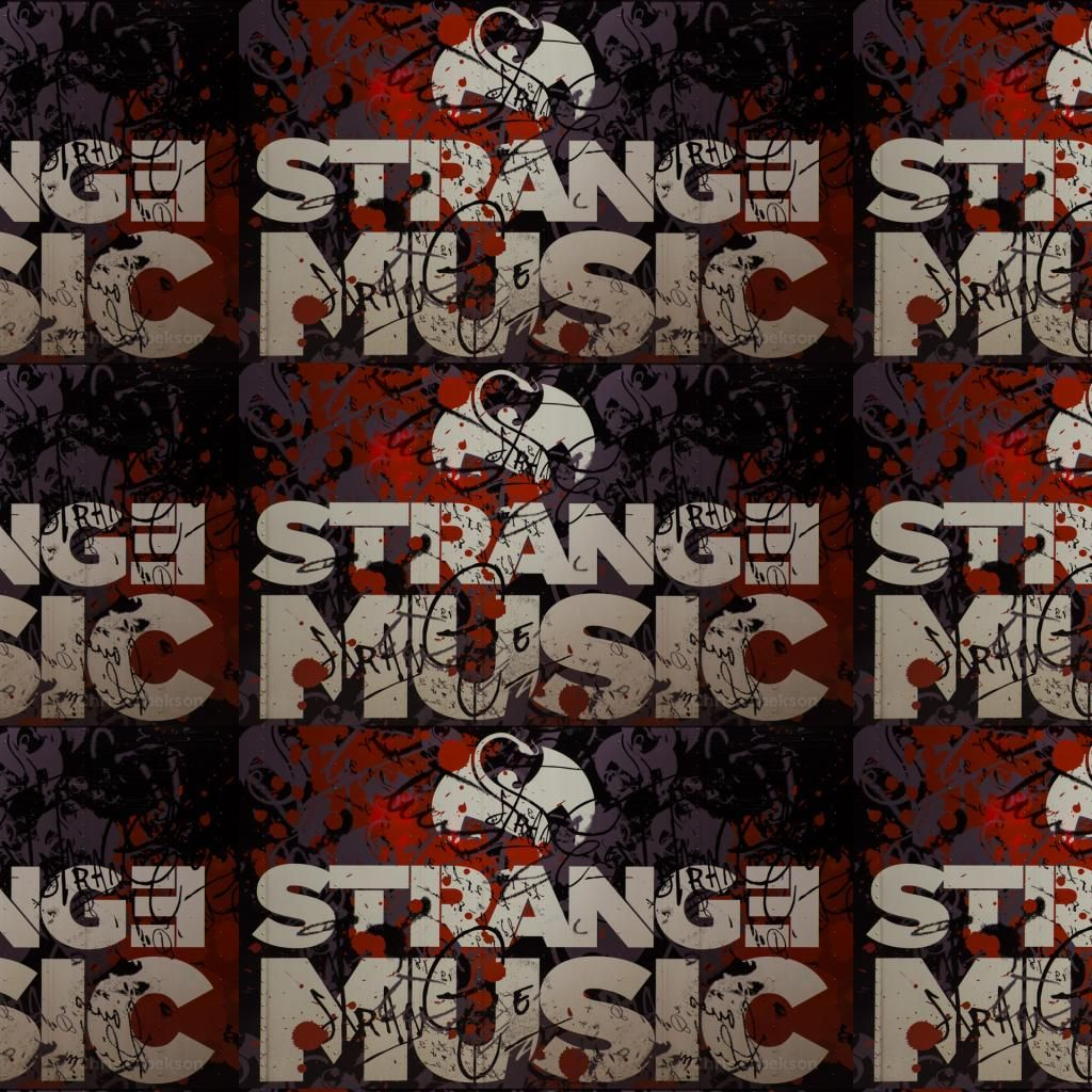 strange music wallpapers - wallpaper cave | images wallpapers