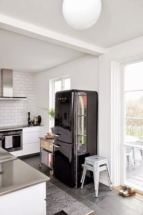 ideas-deco-como-decorar-cocinas-blancas-estilo-retro cocina