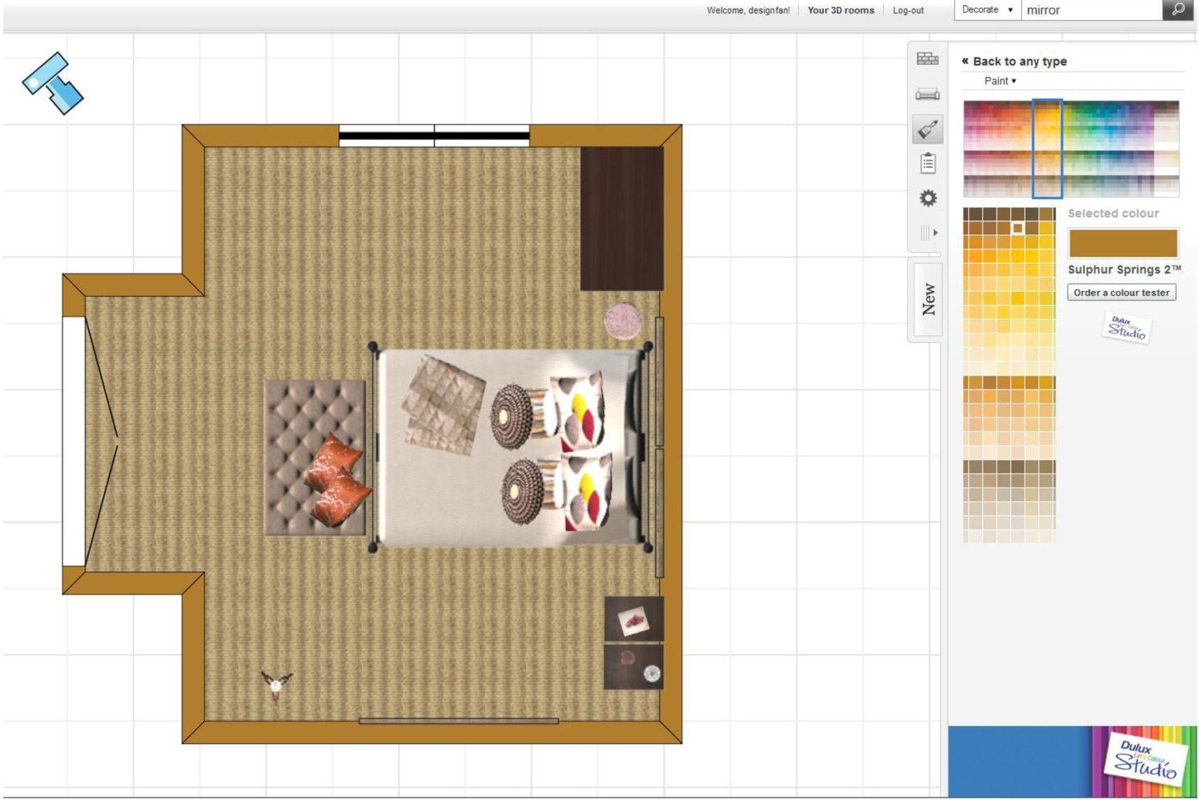 design your room in 3d for free design pinterest design