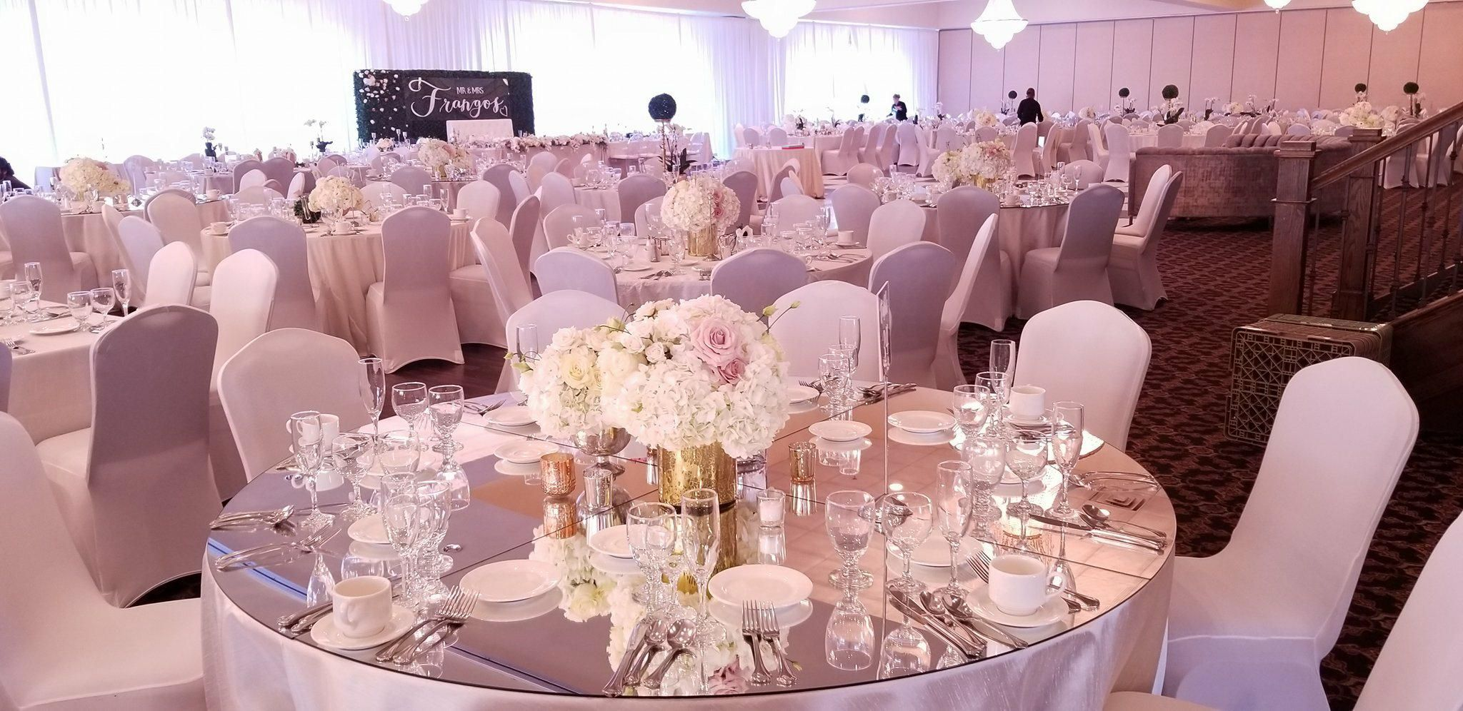 Simply fabulous! Avalon Manor Ballroom in Merrillville, IN. Venue ...
