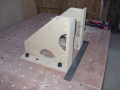 Vertical clamping for MFT