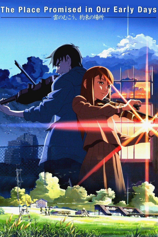 Kumo no Mukou Yakusoku no Basho (2004) Anime, Animação