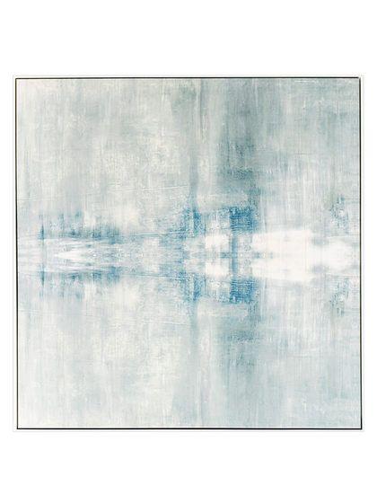 Driven Textile No. 11 (Canvas) by Benson-Cobb Studios at Gilt
