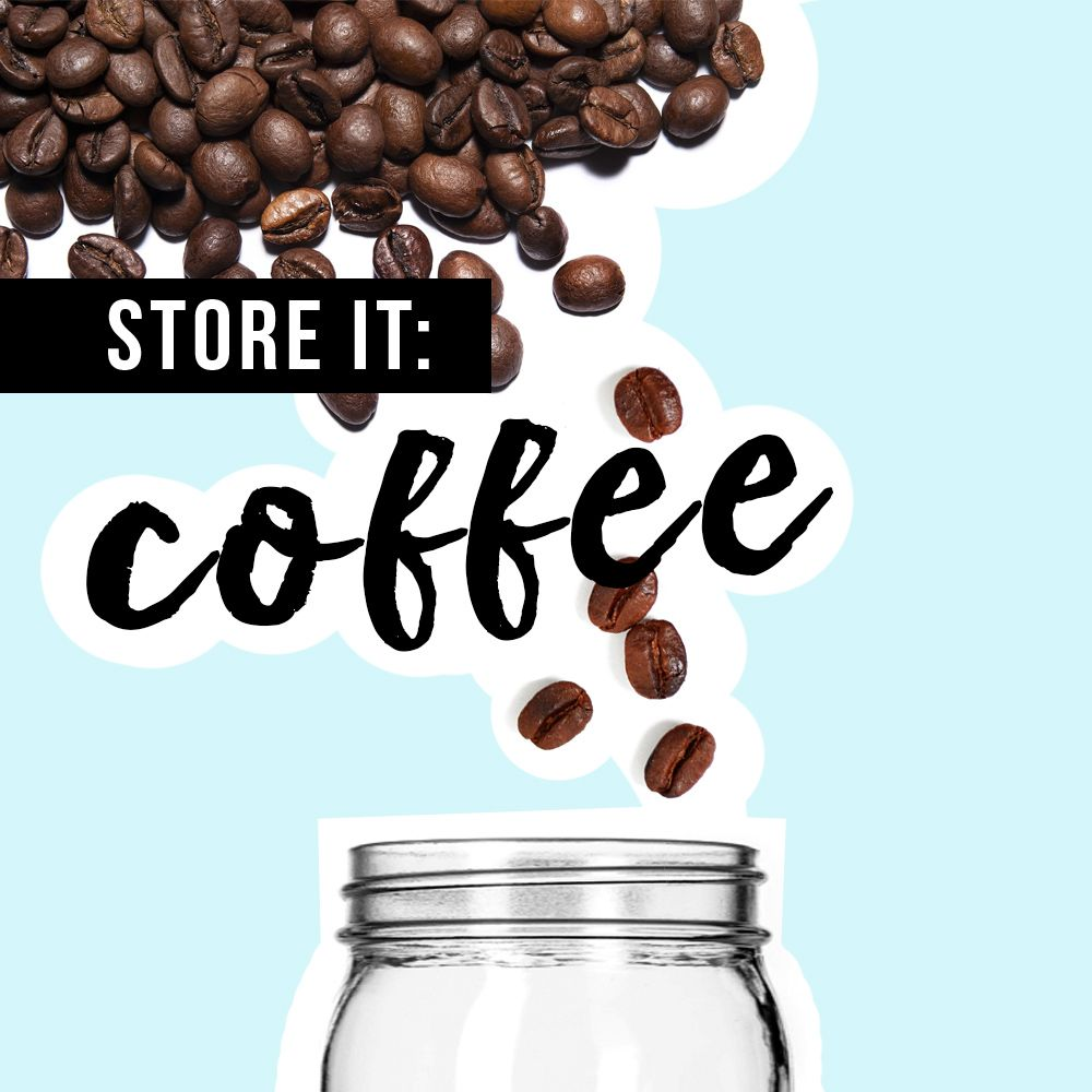 Do you ever freeze your coffee beans? ☕️ Awesome! Turns