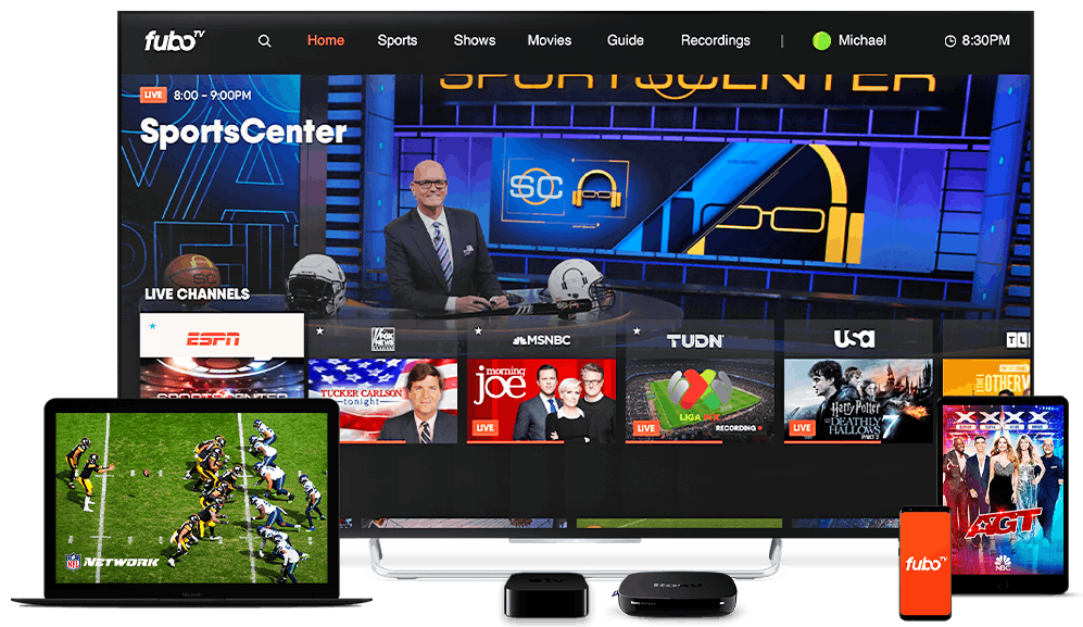 streaming tv free trial by Susan McFadden