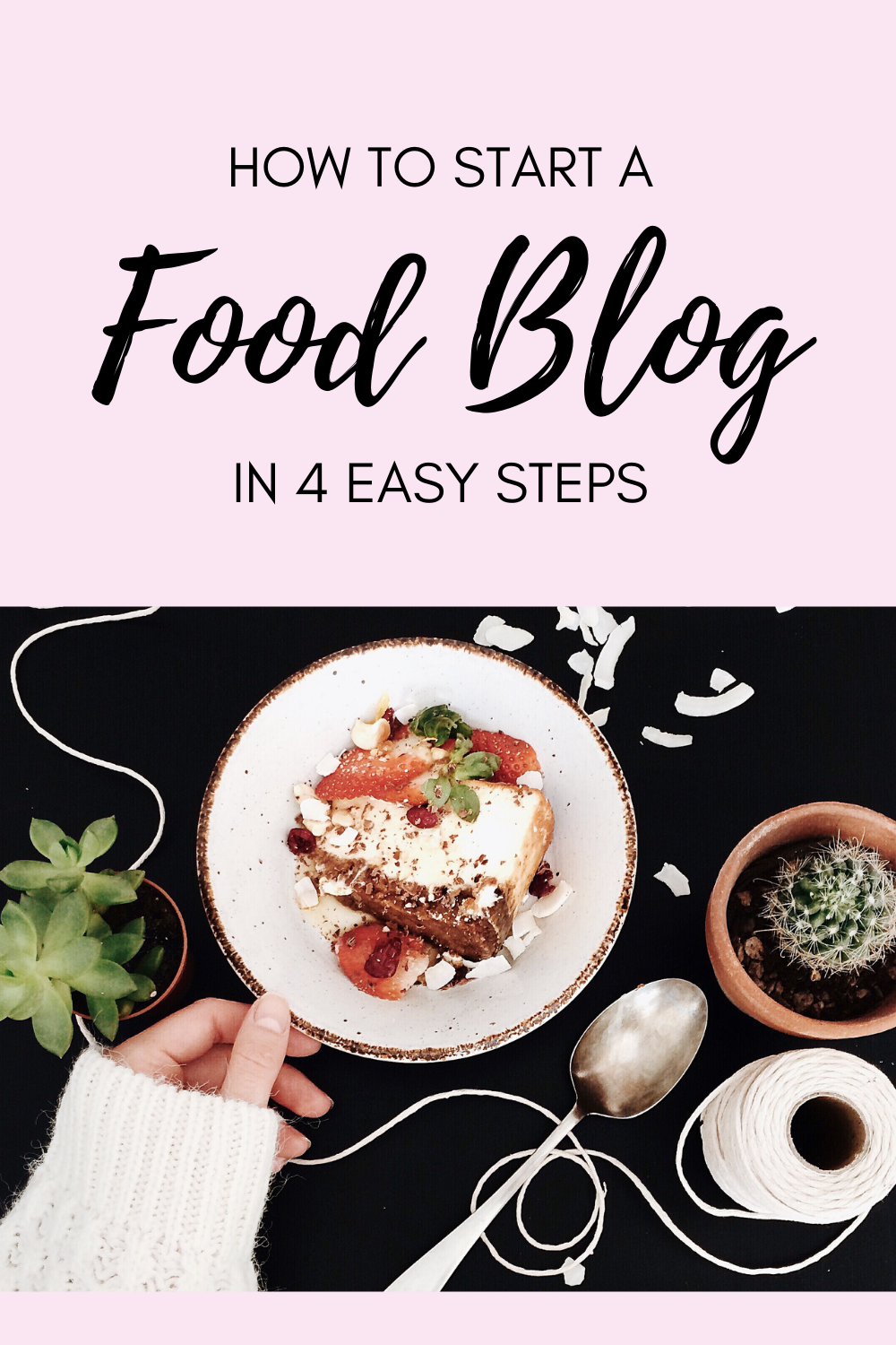 How To Start A Food Blog Yummy Alternatives In 2020 Food Blog Food A Food