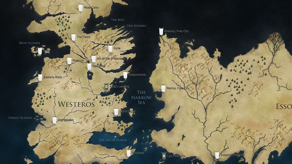 Game of thrones buscar con google game of thrones pinterest what when and where of game of thrones hbo is here to help with a virtual encyclopedia of information including an interactive map of westeros gumiabroncs Images