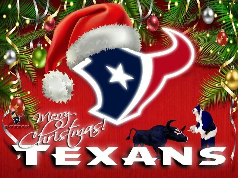 Merry Christmas Texans, Houston texans football, Houston