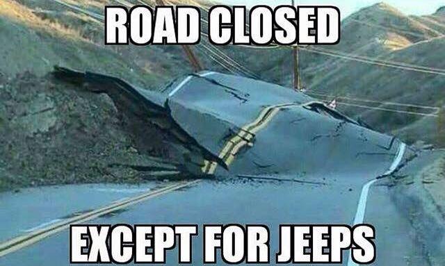 Jeep.                                                                                                                                                                                 More