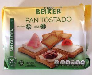 Biscottes Beiker sans gluten ni lactose