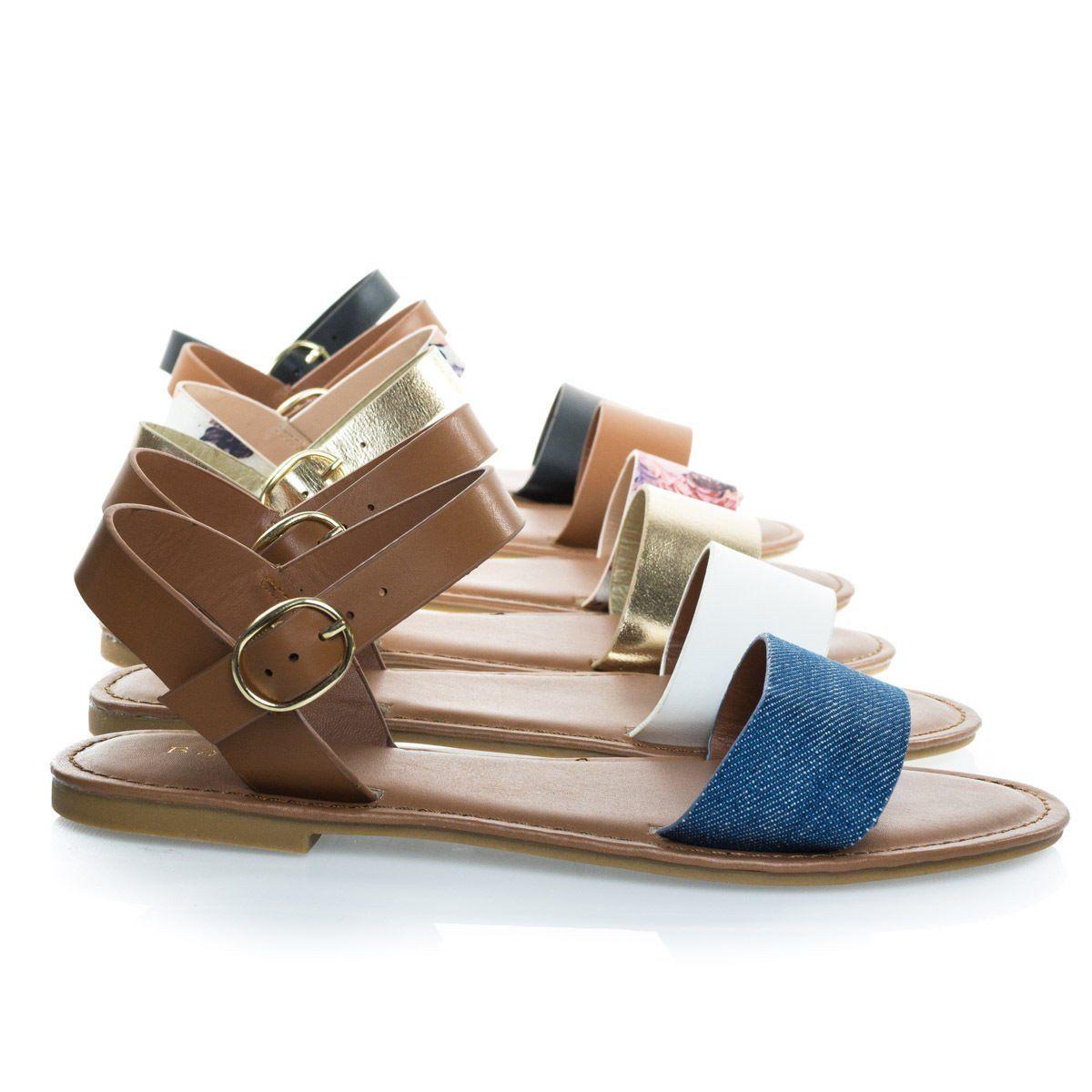 Coastline18 By Bamboo, Open Toe Flat Sandal, Casual Beach Shoes