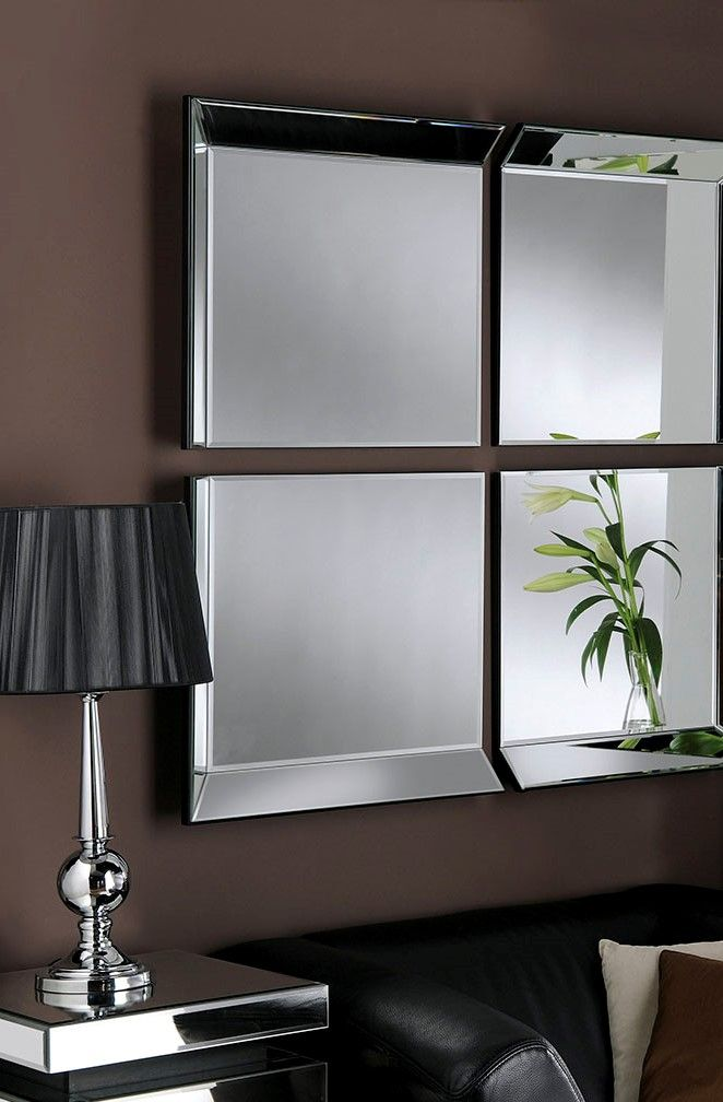 Wandspiegel Set Leeann Wandspiegel Spiegel Rahmen Wohnzimmer