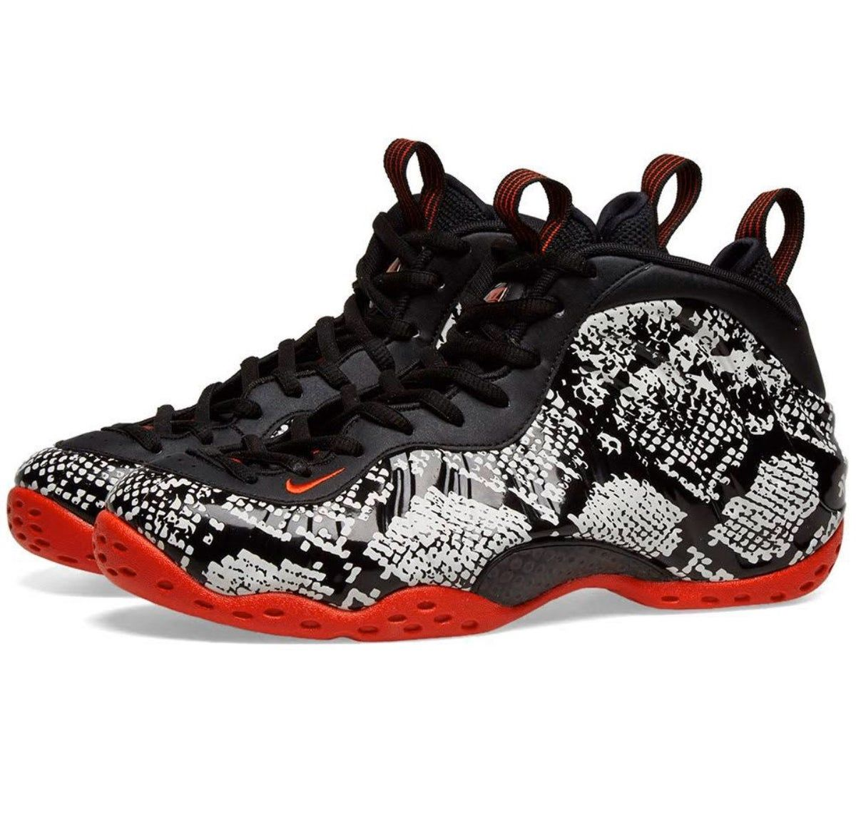 Nike Air Foamposite One Premium Galaxy Alternate SoleU