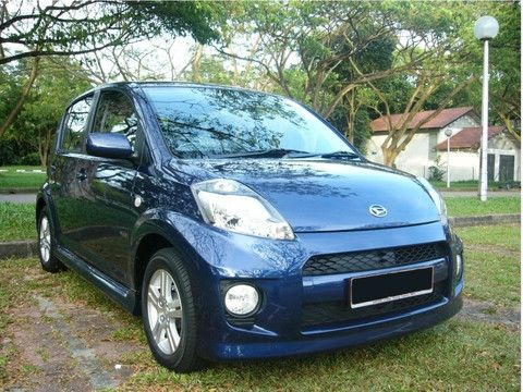Daihatsu sirion 2005 Service manual on