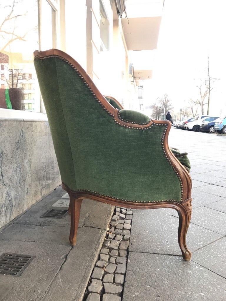 2 sehr lässige chippendale sessel in berlin - charlottenburg, Hause deko
