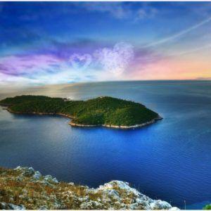 Dream World Fantasy Landscape Wallpaper