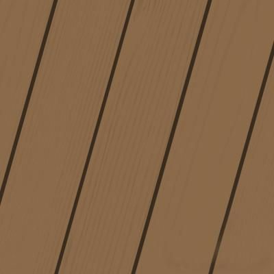 Olympic Maximum 5 Gal Chocolate Solid Color Exterior Stain And