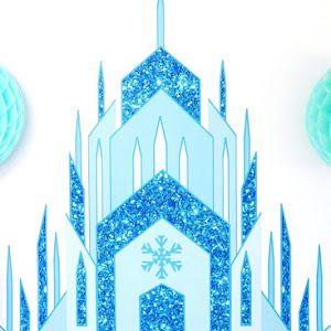 Fête D Anniversaire La Reine Des Neiges Crafts Frozen