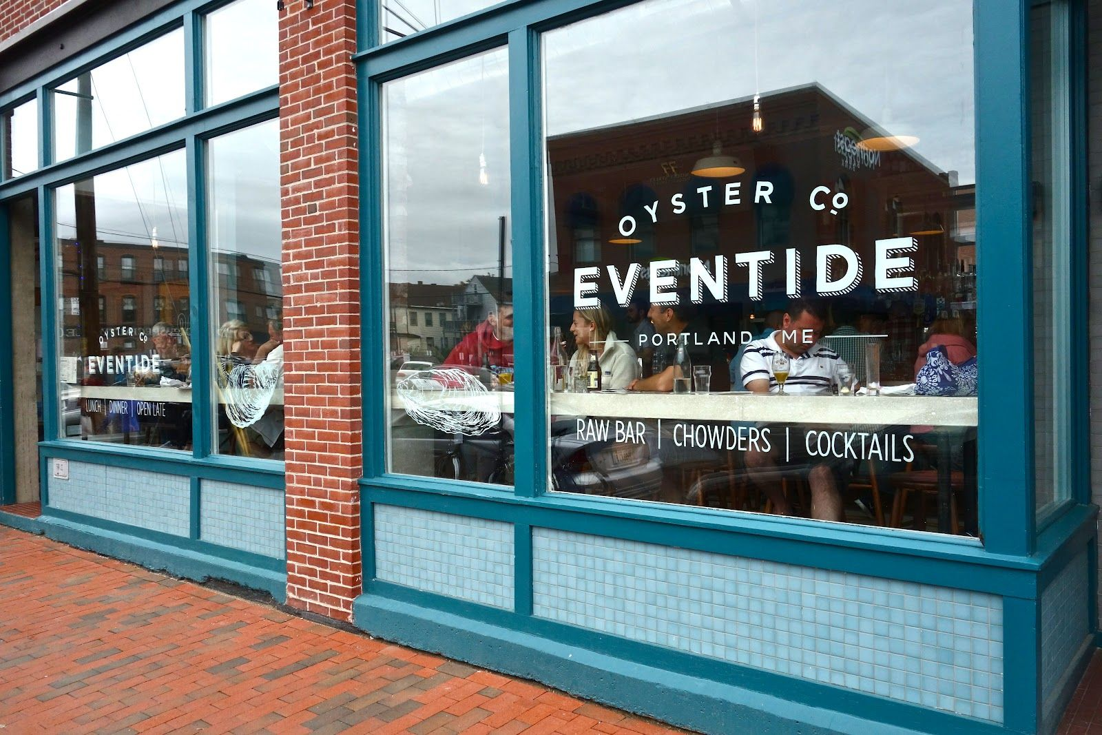 Eventide Oyster Co Portland Me Best Oysters Oysters Portland