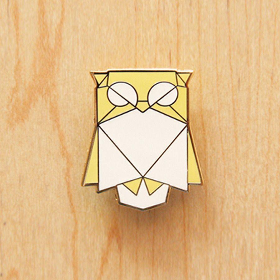 tatouage hibou origami. Black Bedroom Furniture Sets. Home Design Ideas