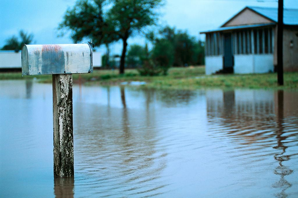 Flood Insurance Provides Some Protection From The Destruction And