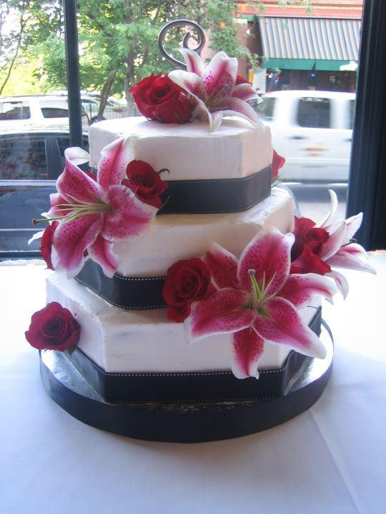 Torta Bella Wedding Cake