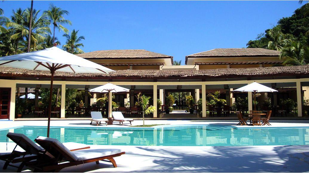 Hotel Bayview Myanmar Home The Beach Resort Ngapali