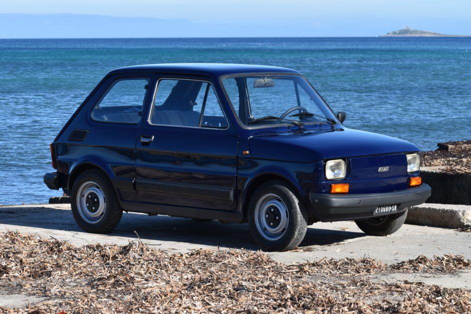 No Reserve 1977 Fiat 126