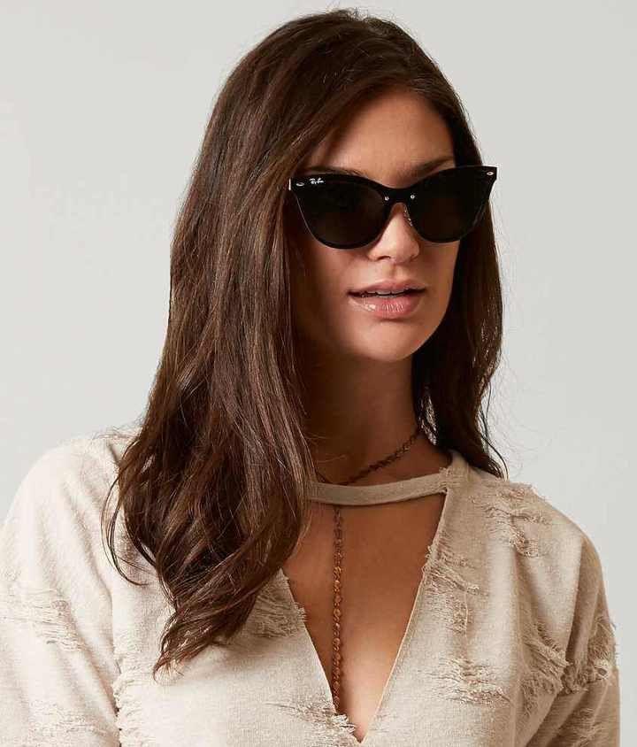 41437b8b9771a Ray-Ban Cat Eye Blaze Sunglasses   Sunglasses   Pinterest ...