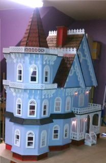 Leon Gothic Victorian Mansion playmobil