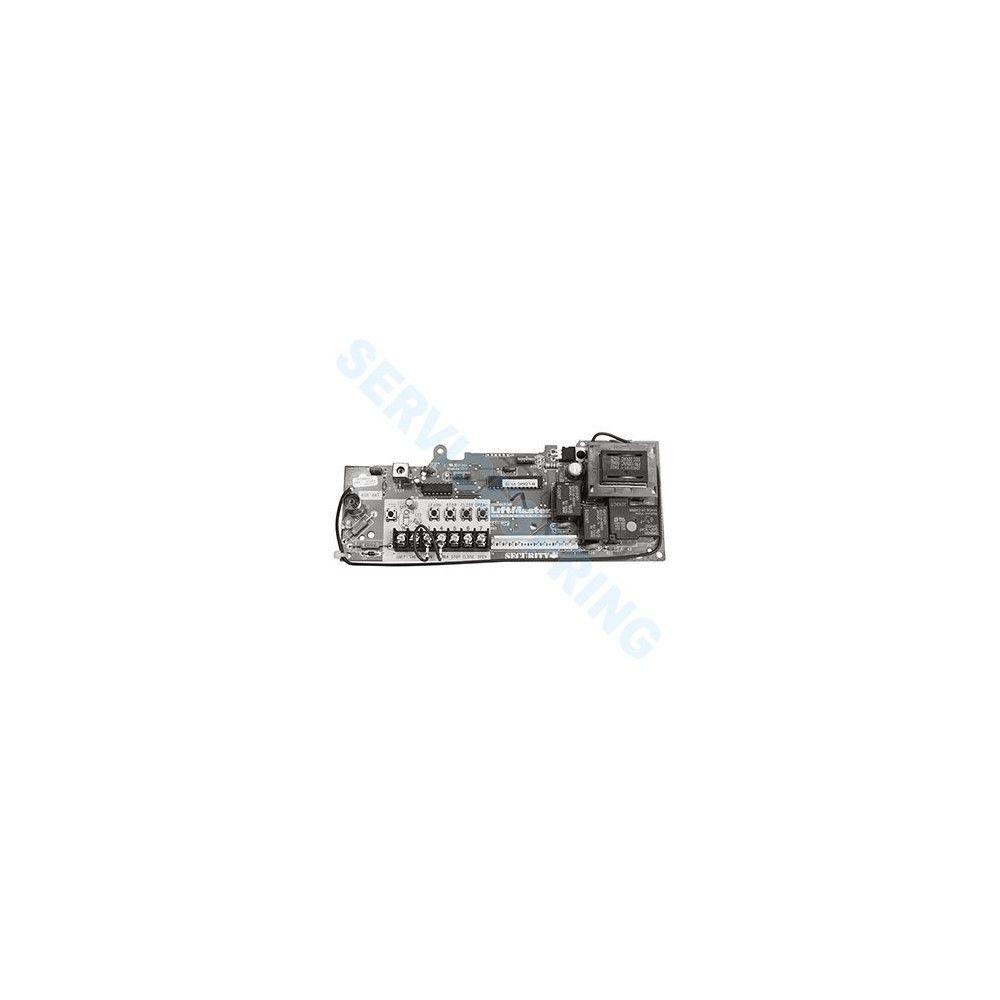 Lifmaster K001a6424 2 Medium Duty Logic Board W Receiver Rp