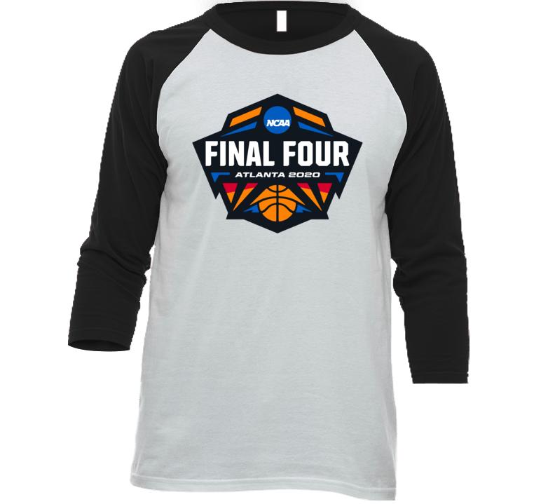 March Madness Final Four Atlanta 2020 Basketball Fan Raglan T Shirt Final Four Basketball Fans March Madness