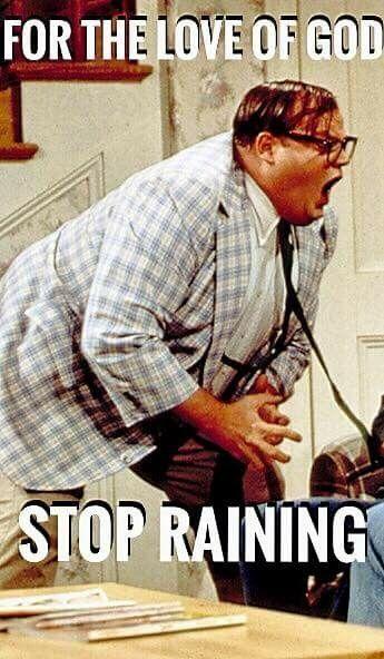 Pin By Danielle Hannemann On Words Rain Humor Funny Weather Weather Memes
