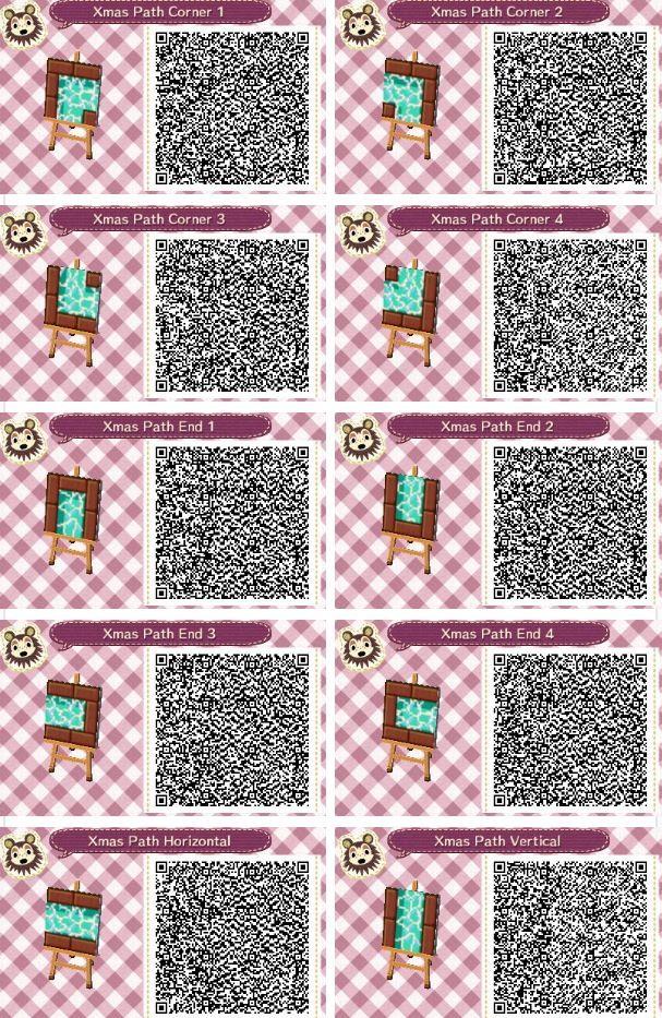 Pin De Anime Mama En Animal Crossing New Leaf Qr Codes