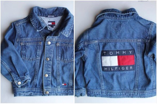 Girls Clothes Denim Jacket Jean Jacket By Tommy