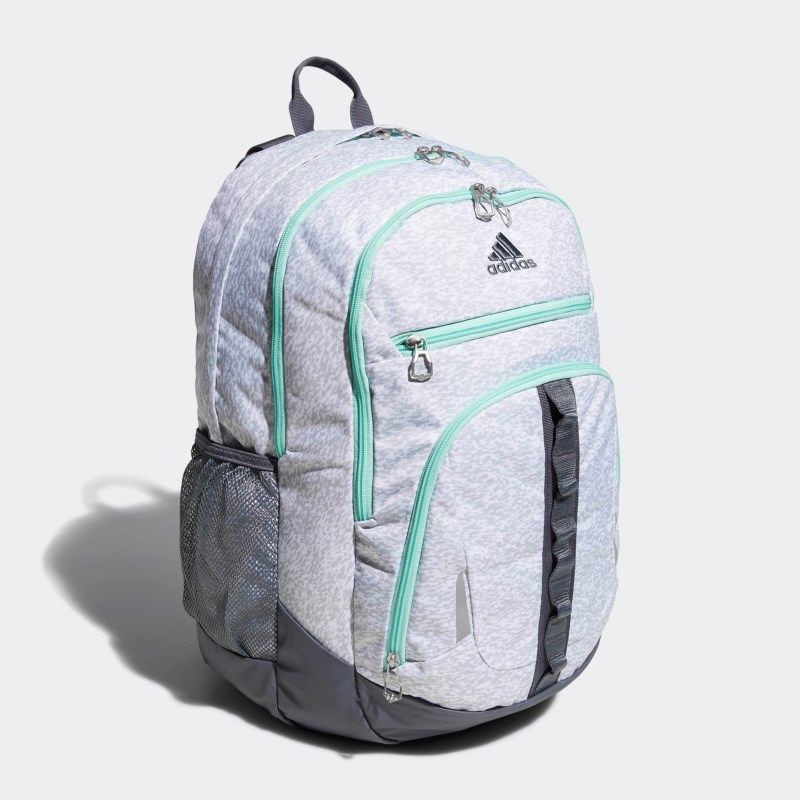 381ad3a2c7 Adidas Prime IV Backpack Accessories (Grey Onix Mint Green)