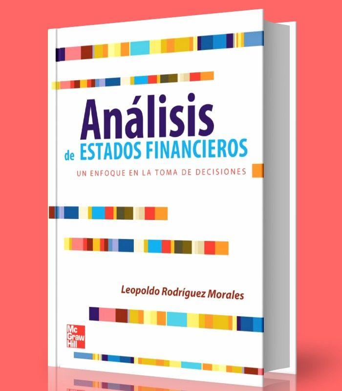 Análisis De Estados Financieros – Leopoldo Morales – # ... @tataya.com.mx