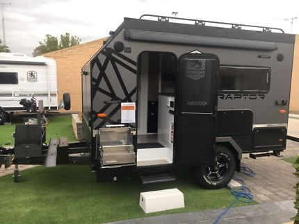 Raptor Hybrid Royal Fair Off Road Caravan Caravans Gumtree
